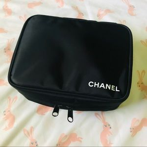 Authentic CHANEL Cosmetic Case